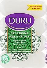 "Духи, Парфюмерия, косметика Мыло ""Классическое"" - Duru Pure & Natural Soap"
