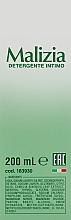 Гель для интимной гигиены - Malizia Intimate Wash Green Tea and Jasmine — фото N3