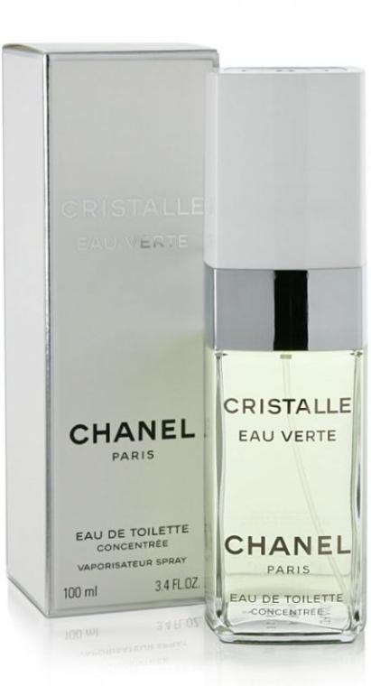 Chanel Cristalle Eau Verte - Туалетная вода
