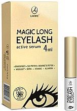 Духи, Парфюмерия, косметика Сыворотка для ресниц - Lambre Magic Long Eyelash Active Serum