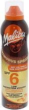 Духи, Парфюмерия, косметика Солнцезащитное сухое масло для тела - Malibu Continuous Dry Oil Spray SPF 6