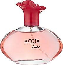 Духи, Парфюмерия, косметика Delta Parfum Aqua Love - Туалетная вода (тестер с крышечкой)