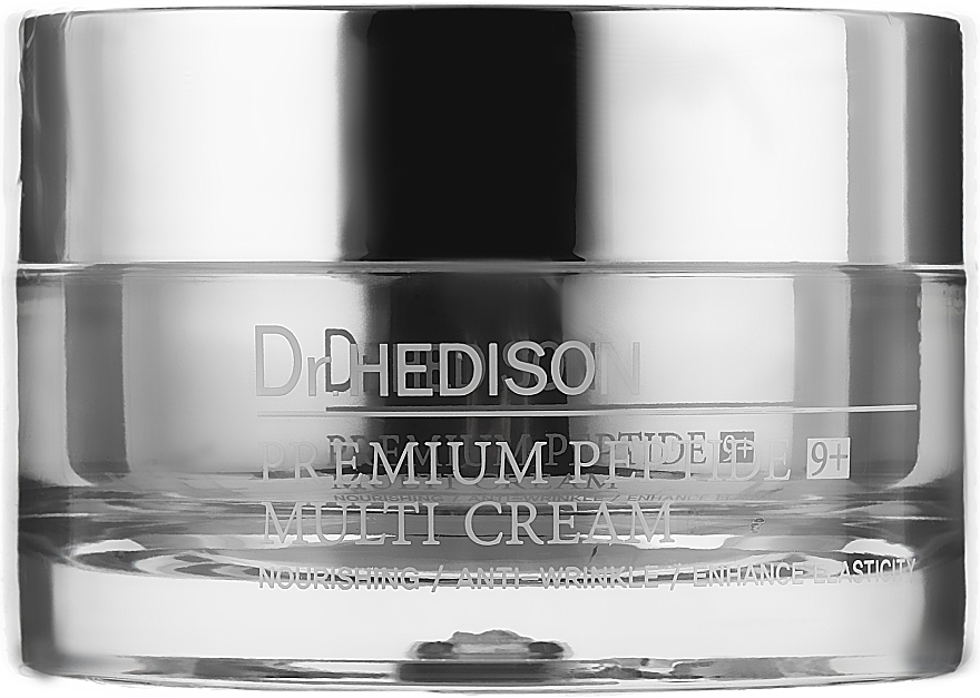 Крем-ремодулятор для лица 9 пептидов - Dr.Hedison Premium Peptide Multi 9+ Cream
