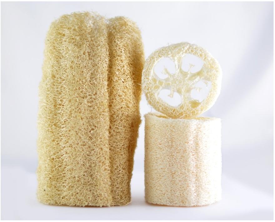 Мочалка из люфы, 20 см - Bath&Health — фото N1