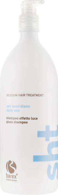 Шампунь-блеск - BAREX Silicium Hair Treatment Gloss Shampoo