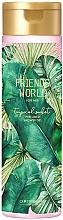 Духи, Парфюмерия, косметика Oriflame Friends World For Her Perfumed Shower Gel - Парфюмированный гель для душа