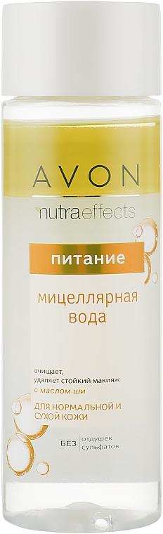 "Мицеллярная вода с ши ""Питание"" - Avon Nutra Effects"
