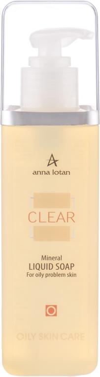 Гигиеническое минеральное мыло - Anna Lotan A-Clear Mineral Hygienic Liquid Soap