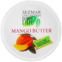 "Духи, Парфюмерия, косметика Масло для тела ""Манго"" - Hristina Cosmetics Sezmar Collection Mango Butter"