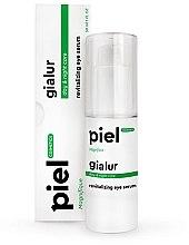 Духи, Парфюмерия, косметика Активирующая сыворотка гиалуроновой кислоты для кожи вокруг глаз - Piel Cosmetics Magnifique Gialur Revitalizing Eye Serum