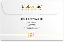 Духи, Парфюмерия, косметика Коллагеновая маска для лица - BioDermic Collagen Mask