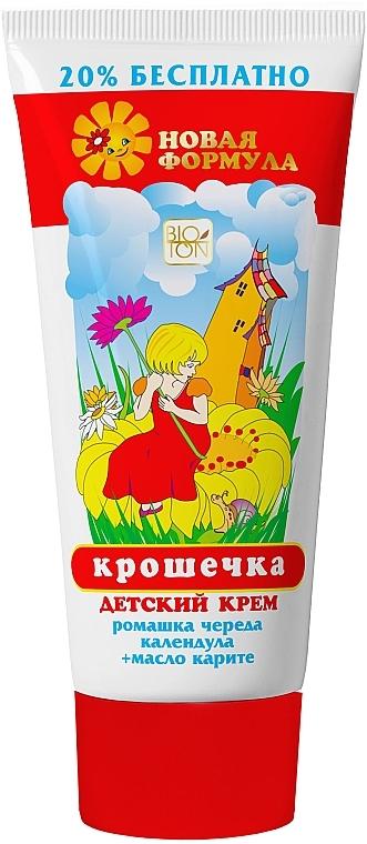 """Детский крем """"Крошечка"""" - Bioton Cosmetics Body Cream"""