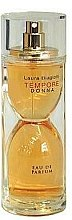 Духи, Парфюмерия, косметика Laura Biagiotti Tempore Donna - Парфюмированная вода (мини)(тестер без крышечки)