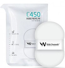 Духи, Парфюмерия, косметика Спонж-пилинг для тела с витамином С - Wish Formula C450 Bubble Peeling Pad