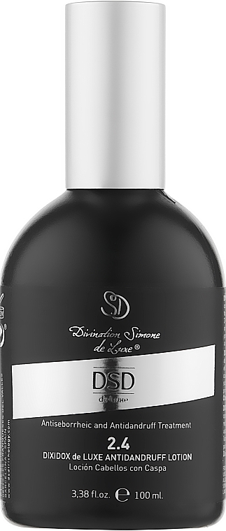 Лосьон от перхоти Диксидокс Де Люкс № 2.4 - Simone DSD De Luxe Dixidox DeLuxe Antidandruff Lotion