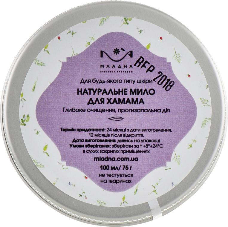 Мыло для хамама - Младна