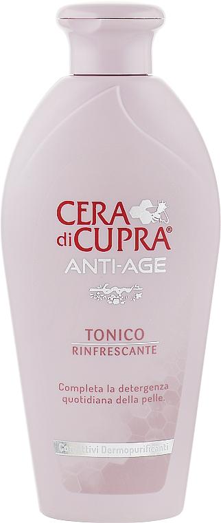 Антивозрастной тоник для лица - Cera di Cupra Anti-Age