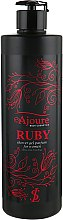 "Духи, Парфюмерия, косметика Крем-гель для душа ""Рубин"" - Ajoure Ruby Perfumed Shower Gel"