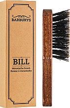 Духи, Парфюмерия, косметика Расческа для усов - Barburys Bill Moustache Brush