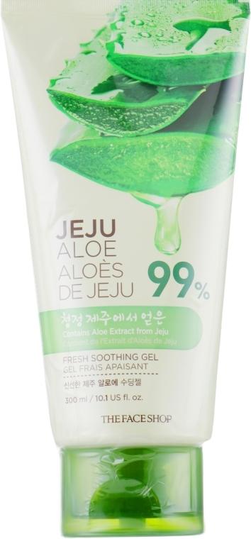 Универсальный гель с экстрактом алоэ - The Face Shop Jeju Aloe Fresh Soothing Gel