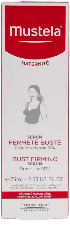 Сыворотка для укрепления бюста - Mustela Maternidad Bust Firming Serum