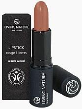 Духи, Парфюмерия, косметика Помада для губ - Living Nature Natural Lipstick