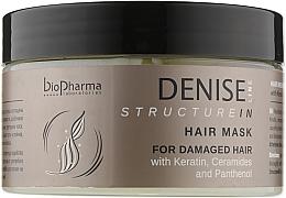 Духи, Парфюмерия, косметика Маска для обезвоженных волос с кератином - Biopharma Structure In Mask