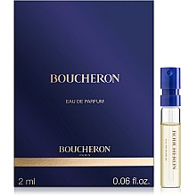 Духи, Парфюмерия, косметика Boucheron Pour Femme - Парфюмированная вода (пробник)