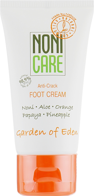 Крем для ног против трещин - Nonicare Garden Of Eden Foot Cream Anti-Crack