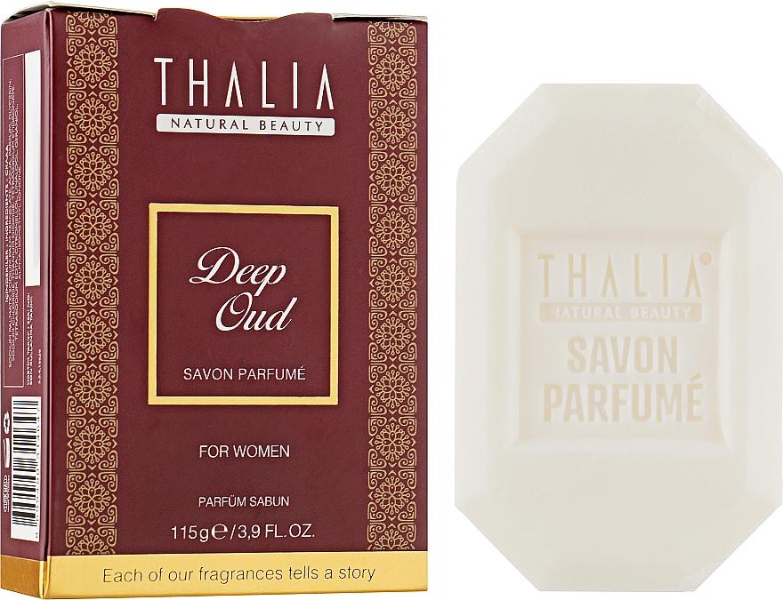 Мыло парфюмированное - Thalia Oud Deep Soap