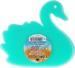 Духи, Парфюмерия, косметика Губка банная 30604, зеленая - Top Choice Bath Sponge Kids