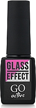 Духи, Парфюмерия, косметика Гель-лак для ногтей - Go Active Gel Polish Glass Effect
