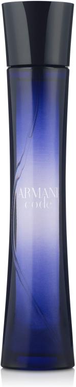 Giorgio Armani Code Women - Парфюмированная вода — фото N4