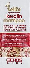 Духи, Парфюмерия, косметика Кератиновый шампунь - Echosline Seliar Keratin Shampoo (пробник)
