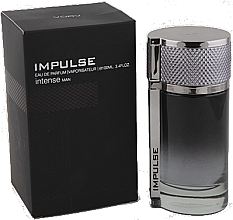 Духи, Парфюмерия, косметика Vurv Impulse Intense - Парфюмированная вода (тестер с крышечкой)