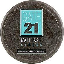 Духи, Парфюмерия, косметика Матирующая паста сильной фиксации - Emmebi Italia Gate 21 Matt Paste Strong