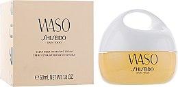 Духи, Парфюмерия, косметика Увлажняющий крем - Shiseido Waso Clear Mega-Hydrating Cream