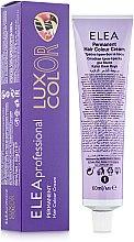 Духи, Парфюмерия, косметика Стойкая крем-краска для волос - Elea Professional Luxor Color