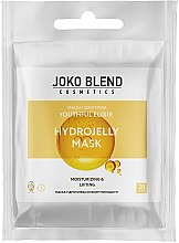 Духи, Парфюмерия, косметика Маска гидрогелевая для лица - Joko Blend Youthful Elixir Hydrojelly Mask