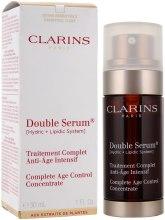 Духи, Парфюмерия, косметика Двойная сыворотка - Clarins Double Serum Complete Intensive Anti-Ageing Treatment