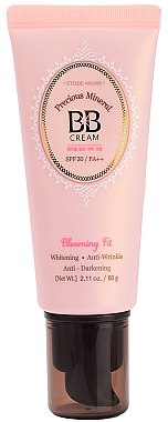 ВВ-крем для лица - Etude House Precious Mineral BB Cream Blooming Fit — фото N1