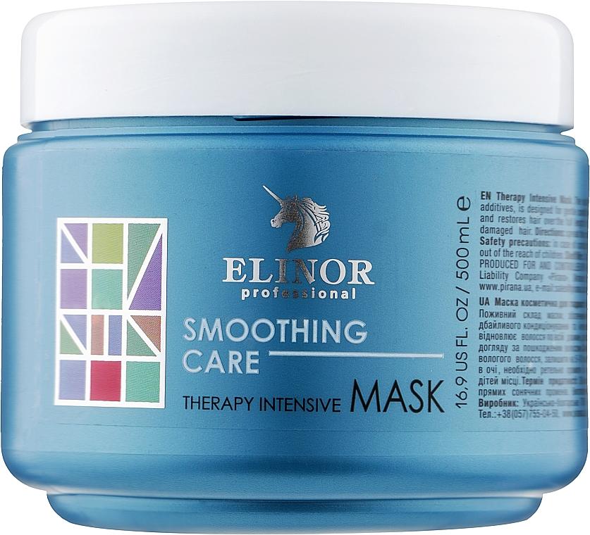 Маска для гладкости и блеска волос - Elinor Therapy Intensive Mask