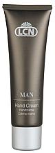 Парфумерія, косметика Чоловічий крем для рук - LCN Man Hand Cream