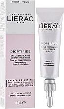 Парфумерія, косметика Крем-філер для корекції зморшок навколо очей - Lierac Dioptiride Wrinkle Correction Filling Cream