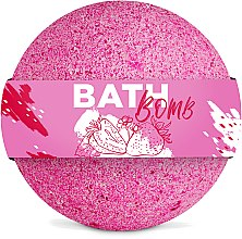 "Парфумерія, косметика Бомба для ванни ""Strawberry"" - SHAKYLAB Bath Bomb"