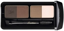 Набор для макияжа бровей - Guerlain Eyebrow Kit — фото N2