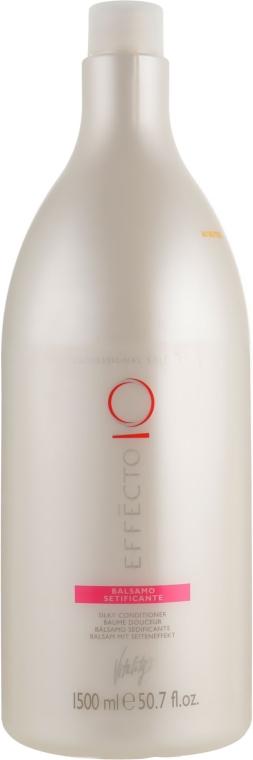 Бальзам-кондиционер для волос с протеинами шелка - Vitality's Effecto Silky Conditioner