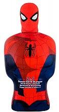 "Духи, Парфюмерия, косметика Гель для душа ""Человек-паук"" - Marvel Spiderman Shower Gel 2 in 1"
