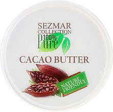 "Духи, Парфюмерия, косметика Масло для тела ""Какао"" - Hristina Cosmetics Sezmar Collection Cacao Butter"