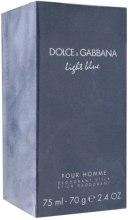 Духи, Парфюмерия, косметика Dolce&Gabbana Light Blue Pour Homme - Дезодорант стик